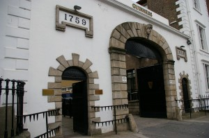 The Original Guinness St. James's Gate