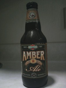 Boulevard Brewing Amber Ale