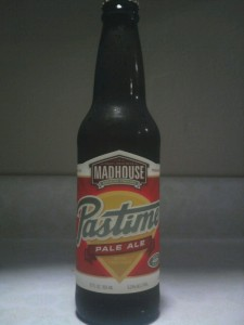 Madhouse Brewing Pastime Pale Ale