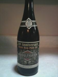 Boulevard 21st Anniversary Fresh Hop Ale
