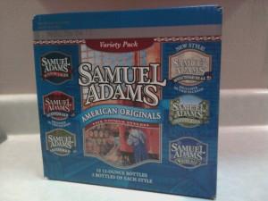 Samuels Adams American Originals Spring Variety Pack