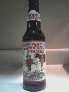 Big Sky Brewing Cowboy Coffee Porter