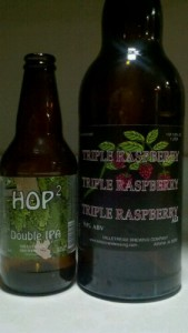 A Couple of the Stronger Millstream Brews