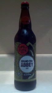 New Belgium Grand Cru Abbey Ale