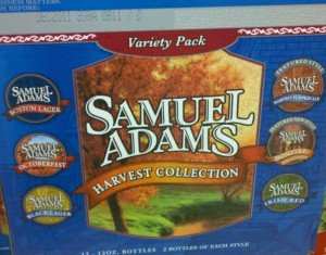 Samuel Adams Harvest Collection