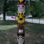 Completed Totem
